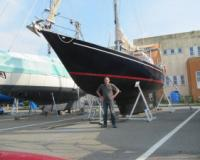 Bild der Yacht
